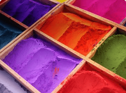 Global suppliers for dyes